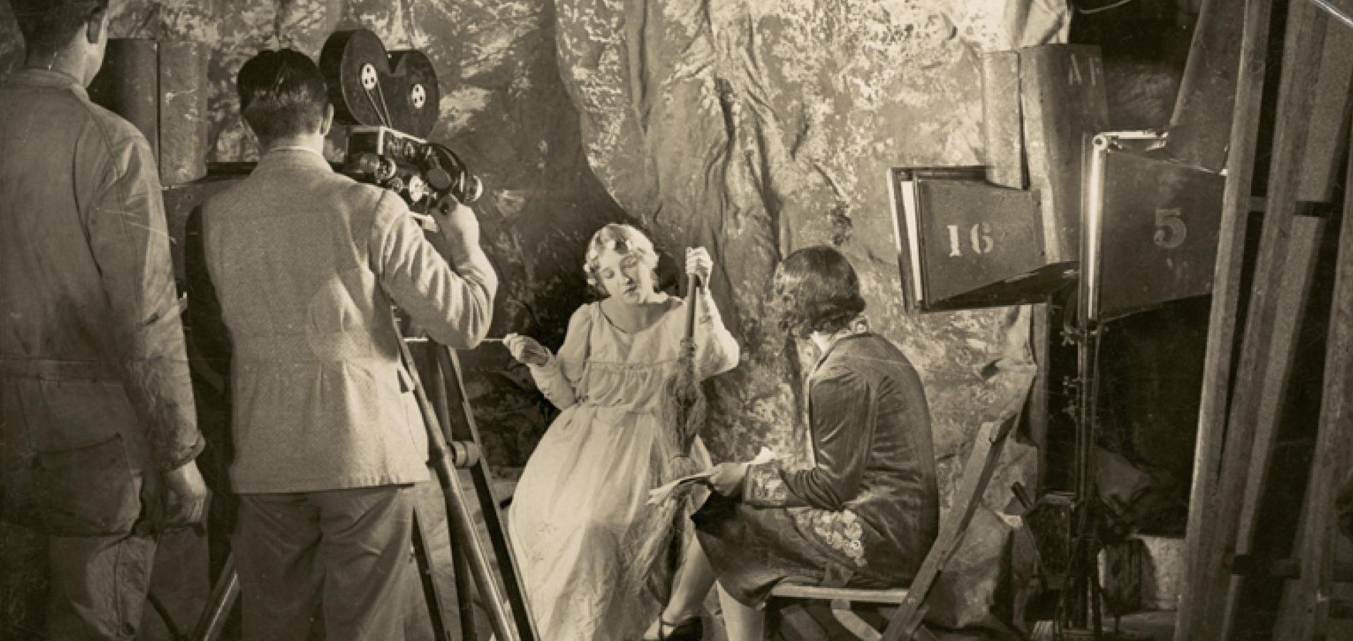 The goddesses of early cinema