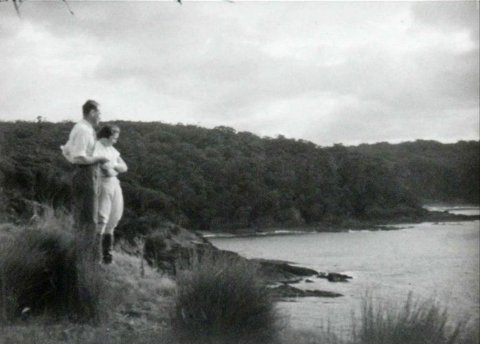 Amazing Amateurs: Gadsden Family Home Movie Collection. Eden 1938