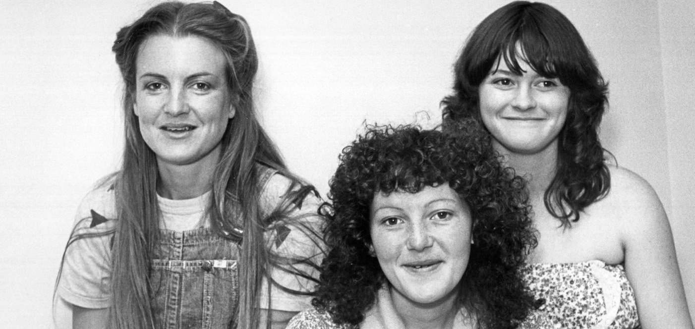 The cast of '14's Good 18's Better' (1980) by Gillian Armstrong