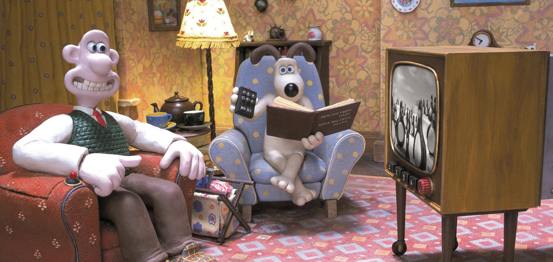 Wallace & Gromit: Aardman's odd couple