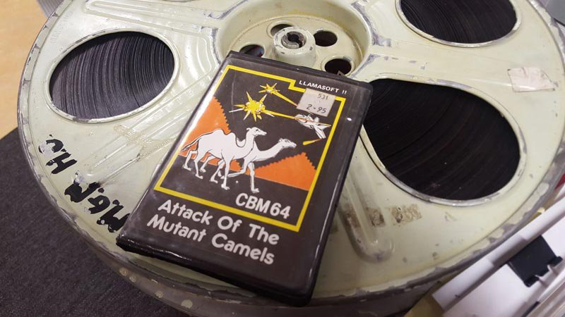 ACMI Collections Film Reel