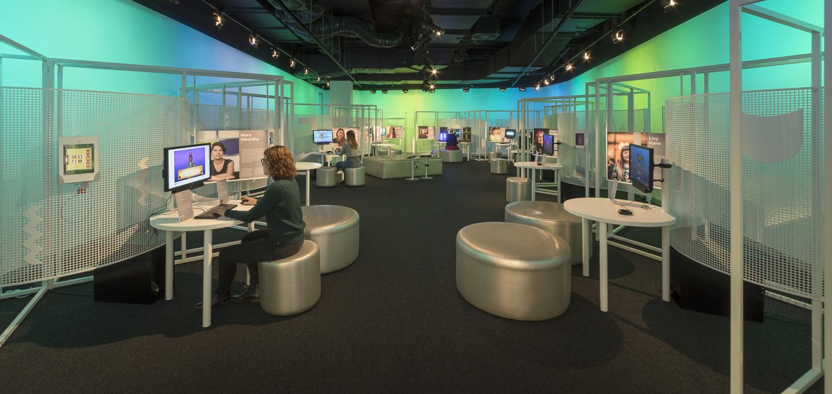 ACMI Code Breakers exhibitions - hero image