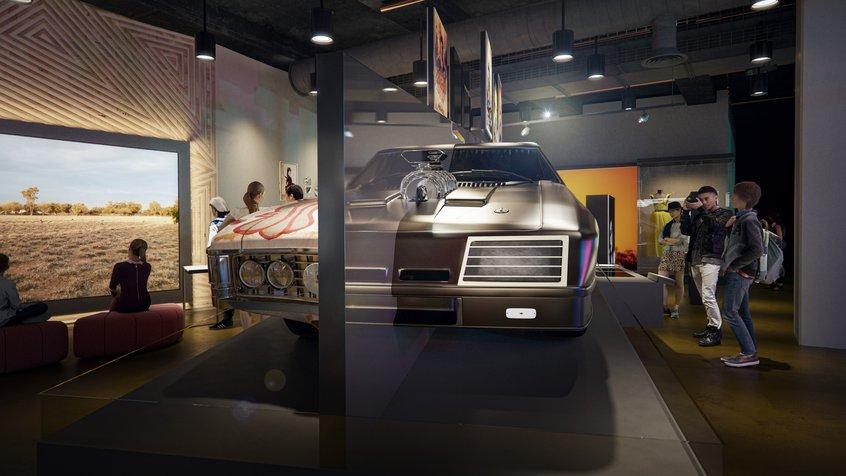 Moving Australia - Bush Mechanics - Mad Max Car