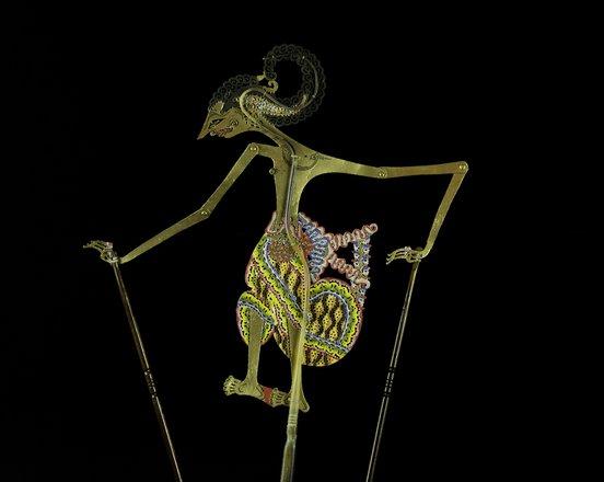 Wayang shadow puppet