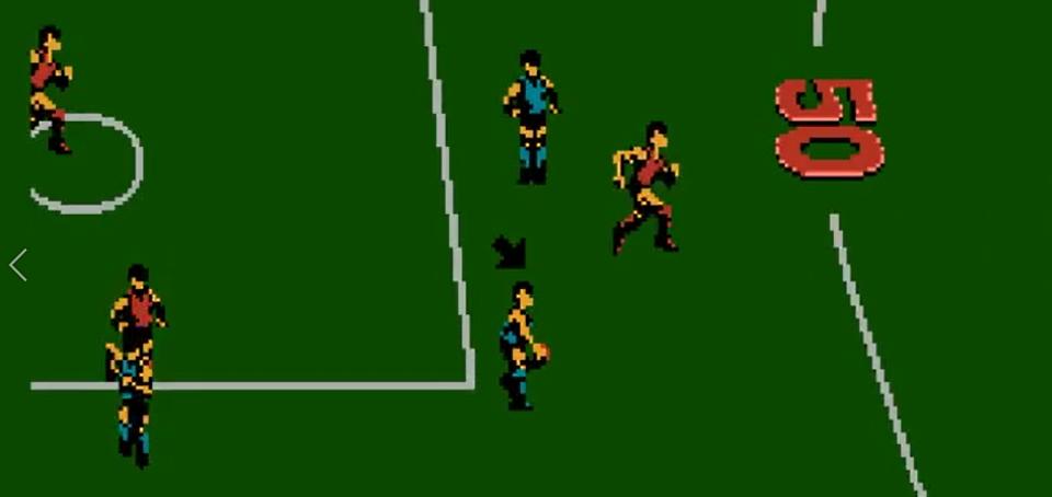 AFL videogame