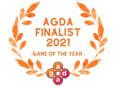 AGDA - Game of the Year