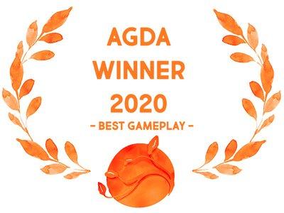 AGDA Winner 2020 - Gameplay