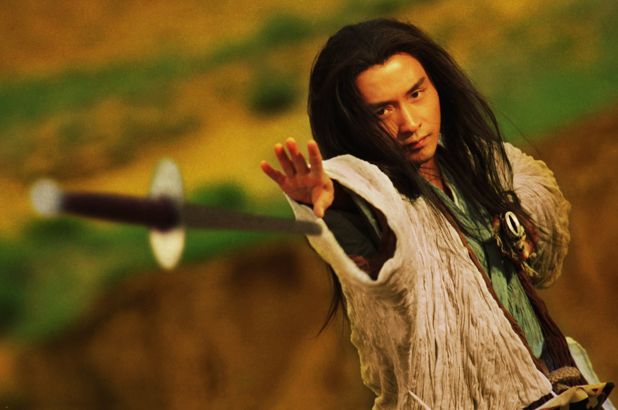 Leslie Cheung in 'Ashes of Time: Redux' (2008)