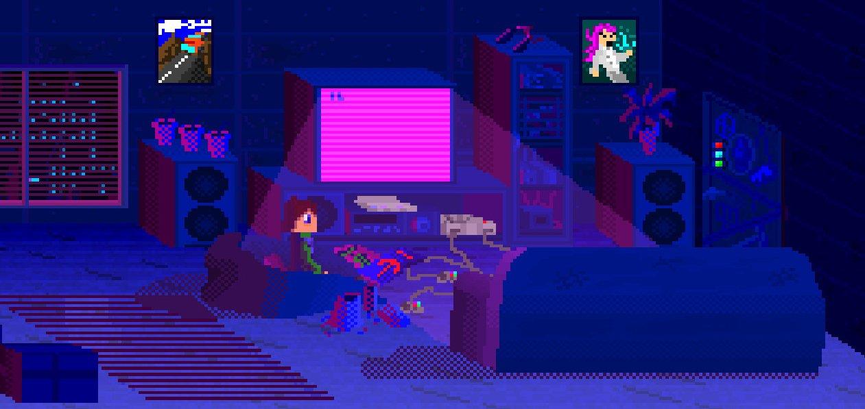 A screenshot from Bradley Hennessey's 'An Aspie Life'
