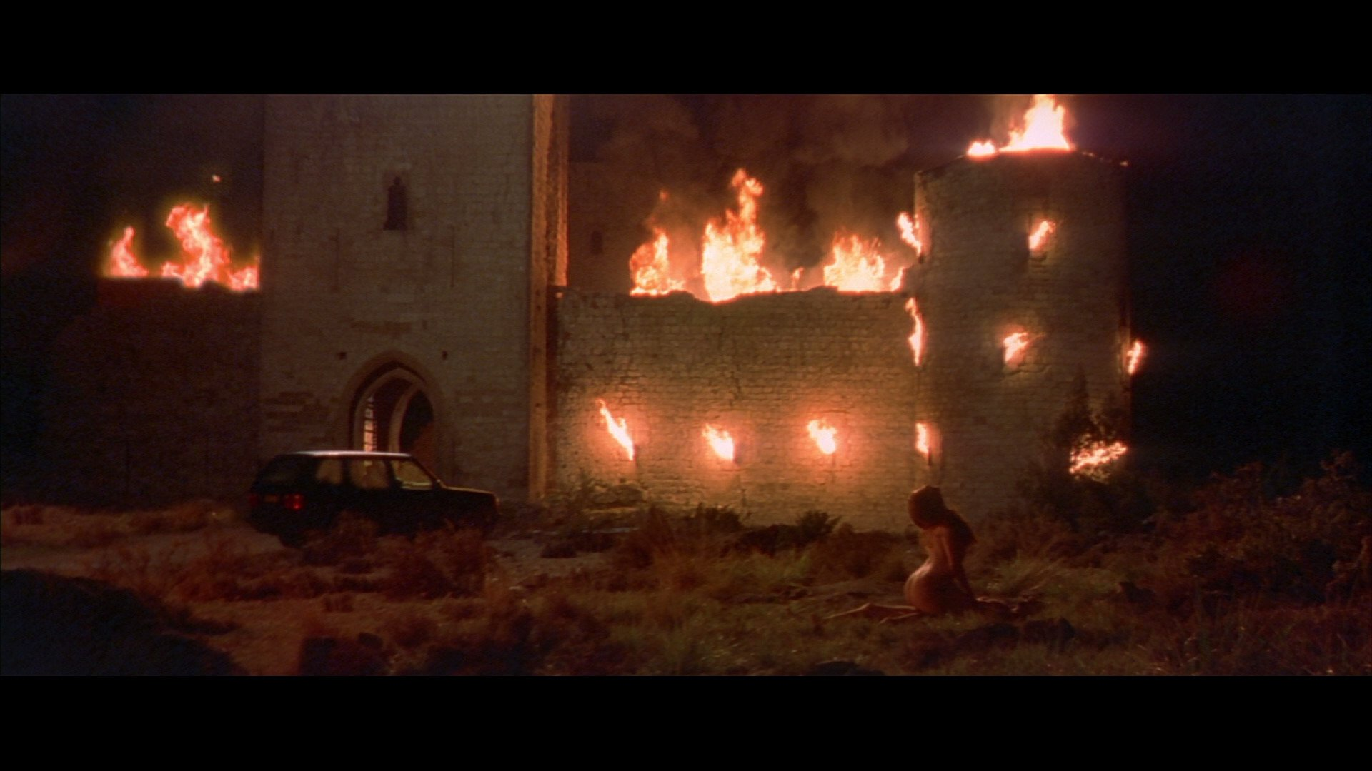 A still from 'The Ninth Gate' (1999)