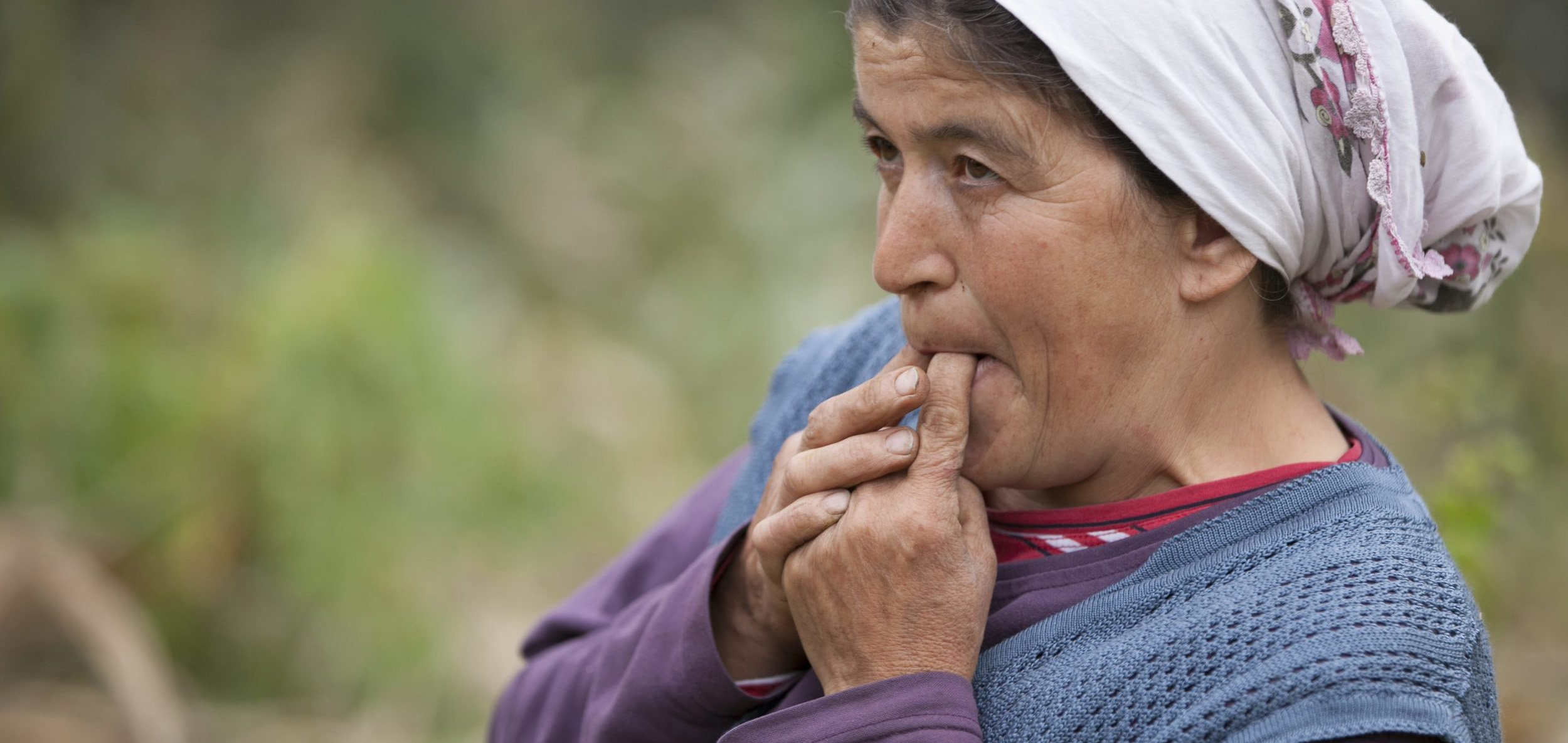 A woman in the Turkish village of Kuskoy whistling - The Calling - Angelica Mesiti - Hero image.jpg