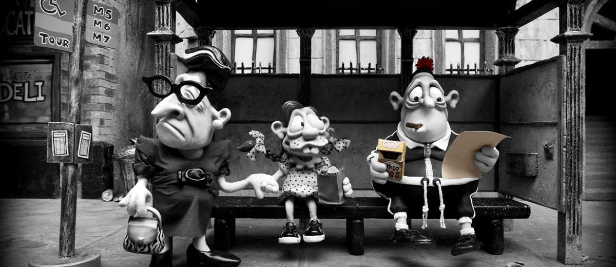 Adam Elliot feature - Mary and Max