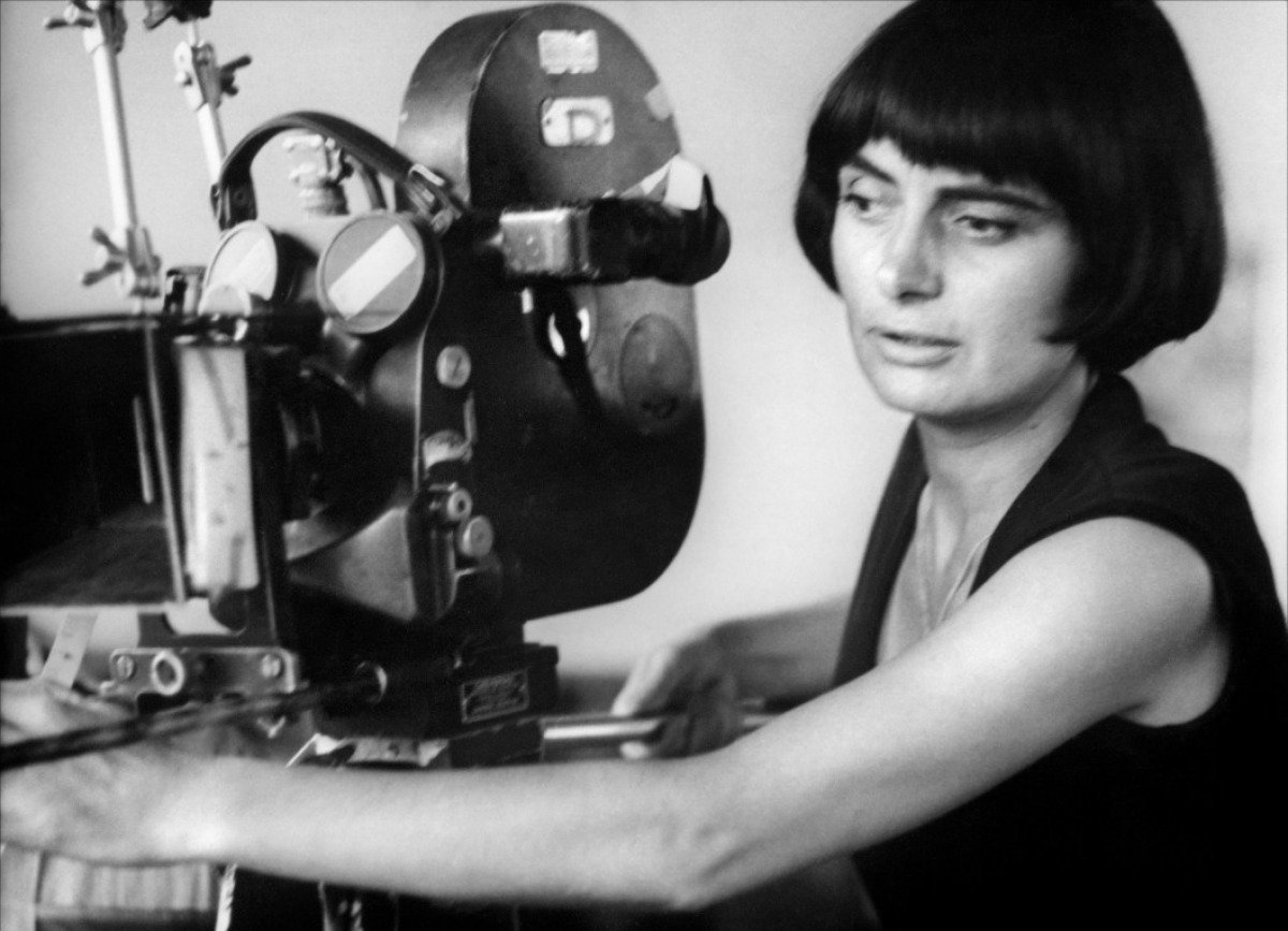 At the heart of Agnès Varda