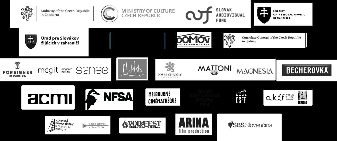 CaSFFA partner logos