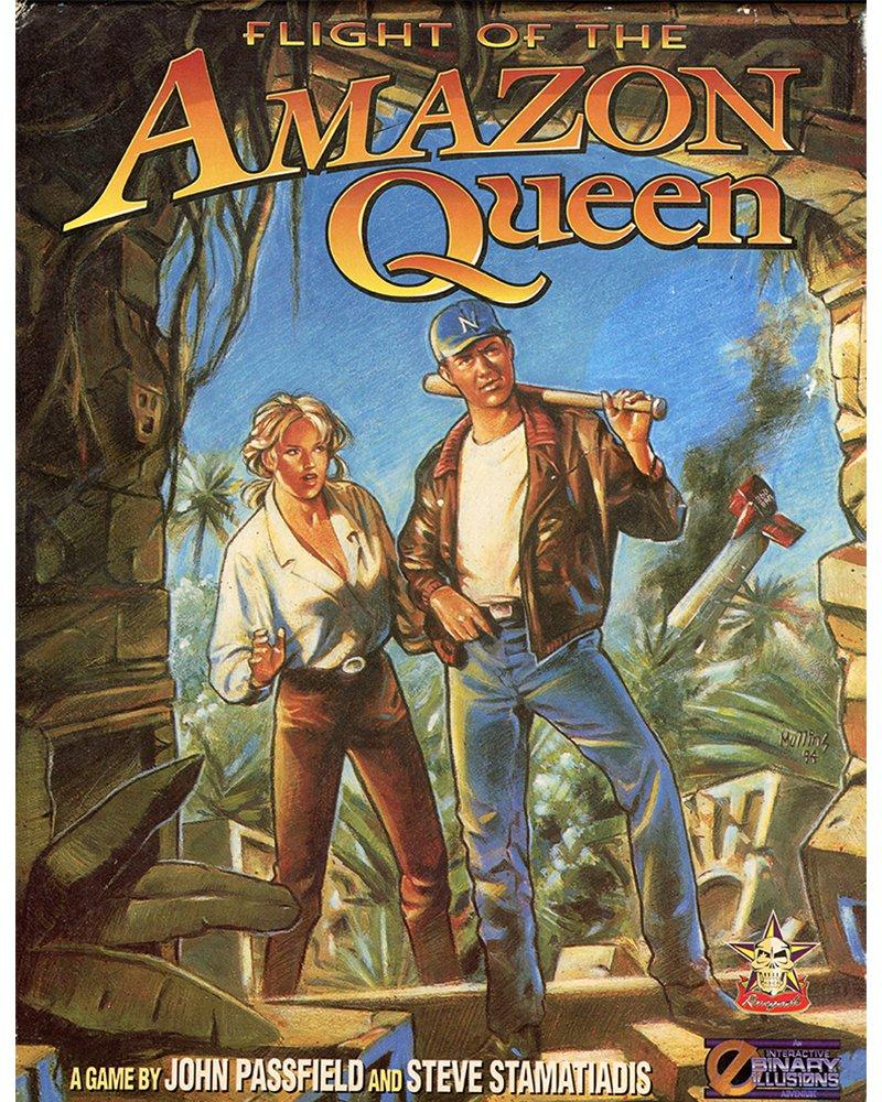 Flight of the Amazon Queen (1995)
