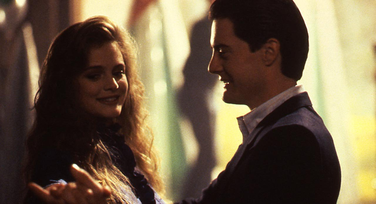 Annie and Dale Cooper - Twin Peaks