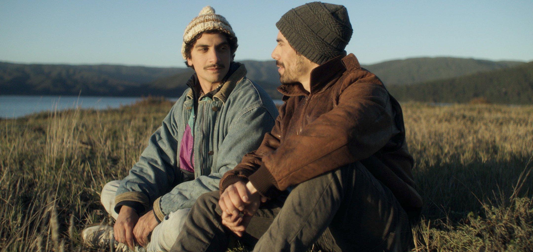 Antonio Altamirano and Samuel González in The Strong Ones (2019)