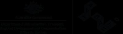 Artbank 40 - Aus gvt logo