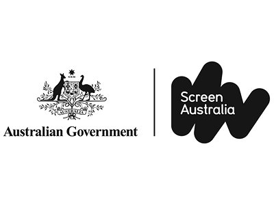 Screen Australia and Australian Government logo
