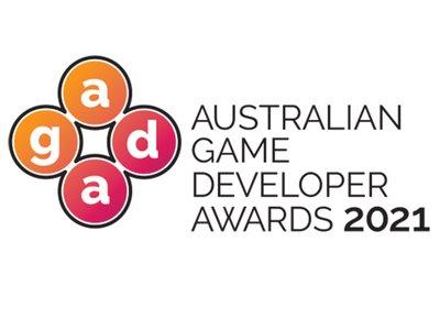 Australian Game Developer Awards 2021 logo
