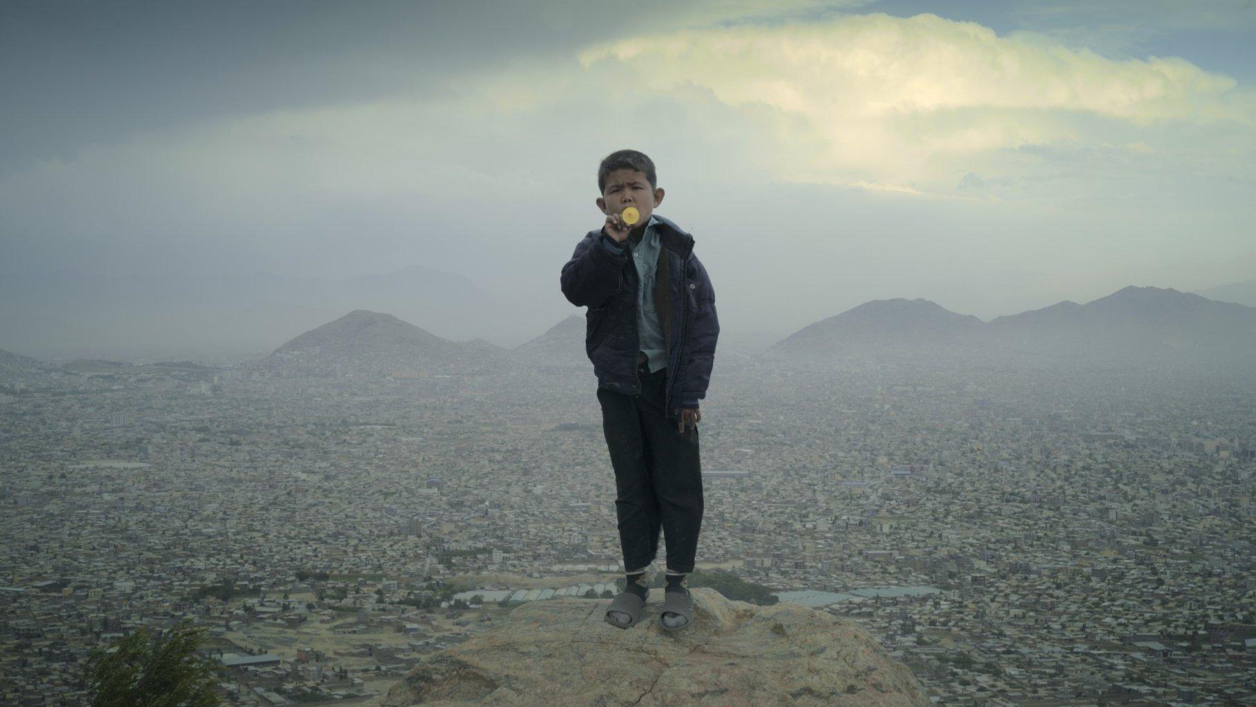 Aziz Hazara - Bow Echo - hero image