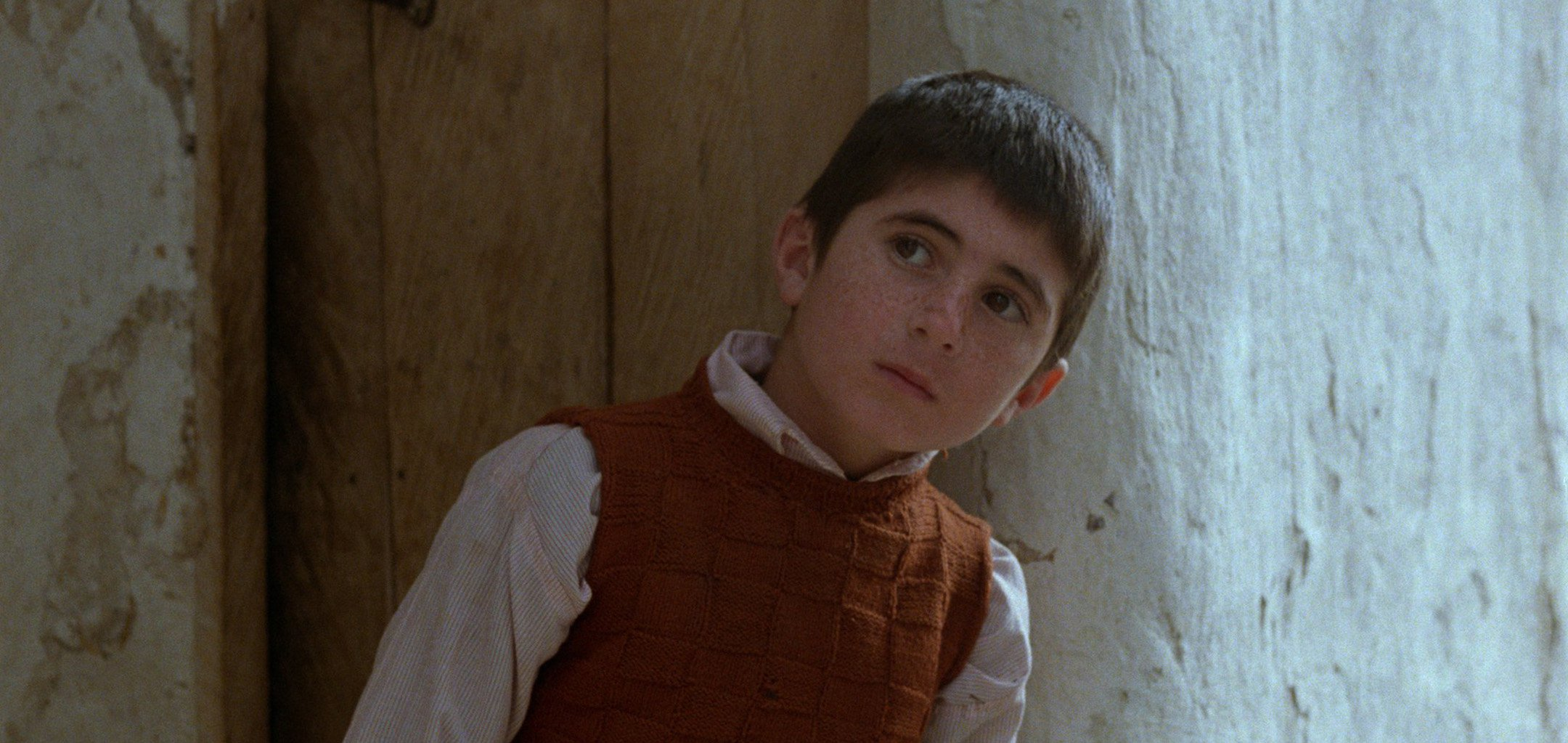 Babek Ahmadpour in 'Where is the Friend's House?' (1987)