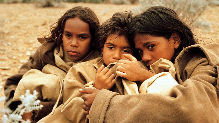 Characters Rabbit Proof Fence