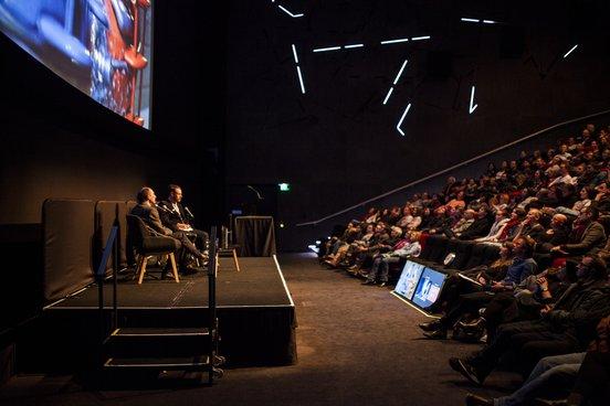 Presentation at ACMI Cinema