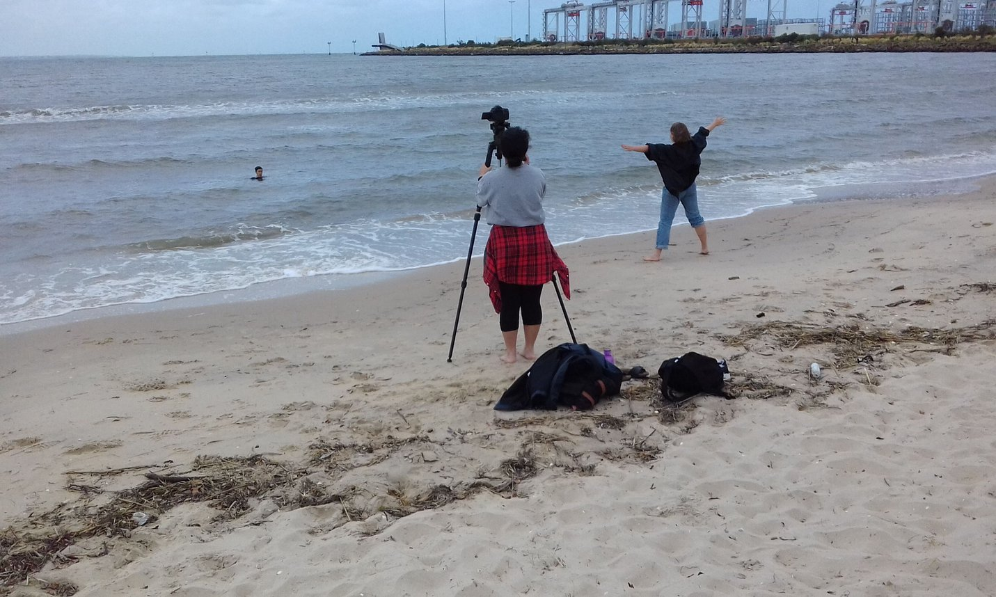 Creative Producers Hub Beach