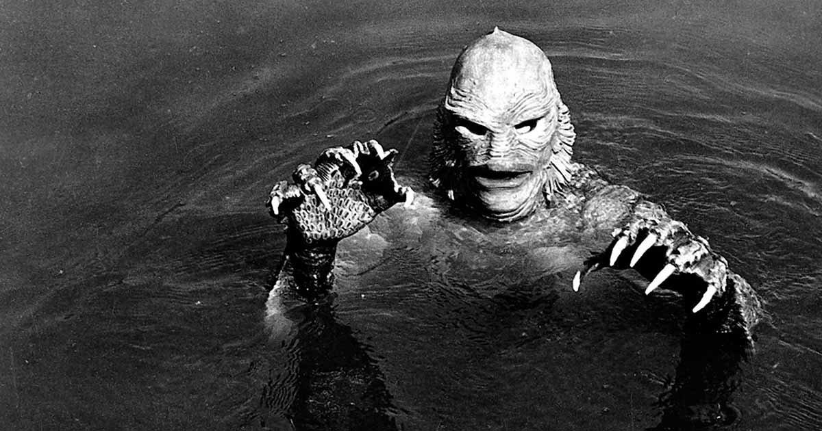 Creature From the Black Lagoon 2D - 13 Jun