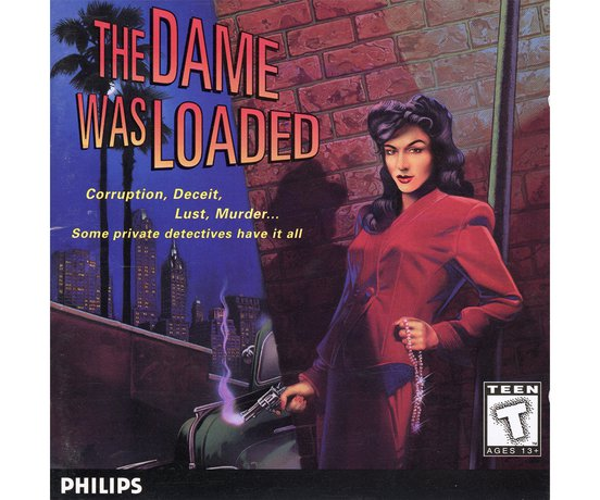 The Dame Was Loaded (1995)