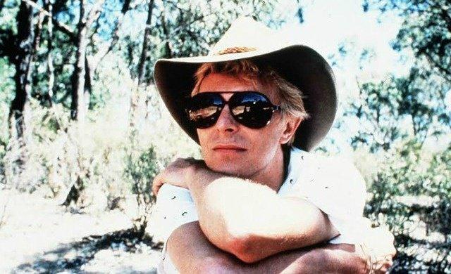 David Bowie in Australia