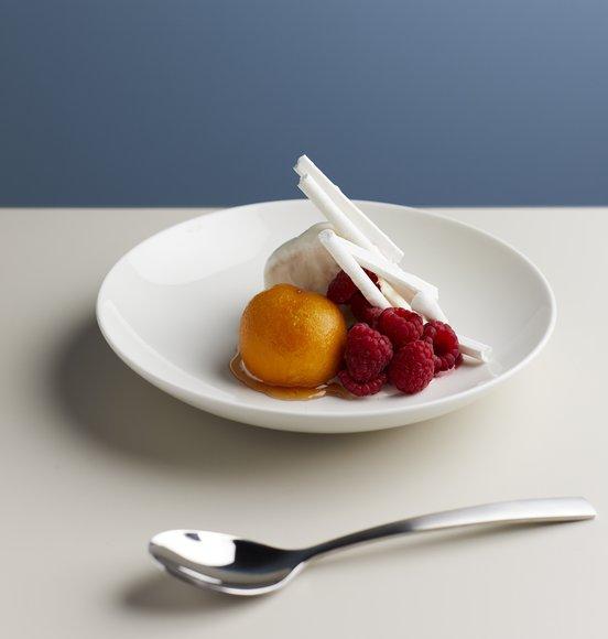 Dessert by Karen Martini- photograph by Pete Tarasiuk