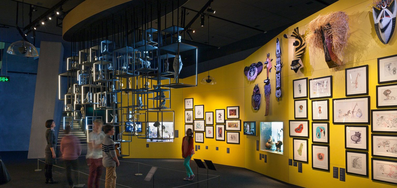 ACMI's homegrown exhibitions seen by more than 3.9 million people across the globe