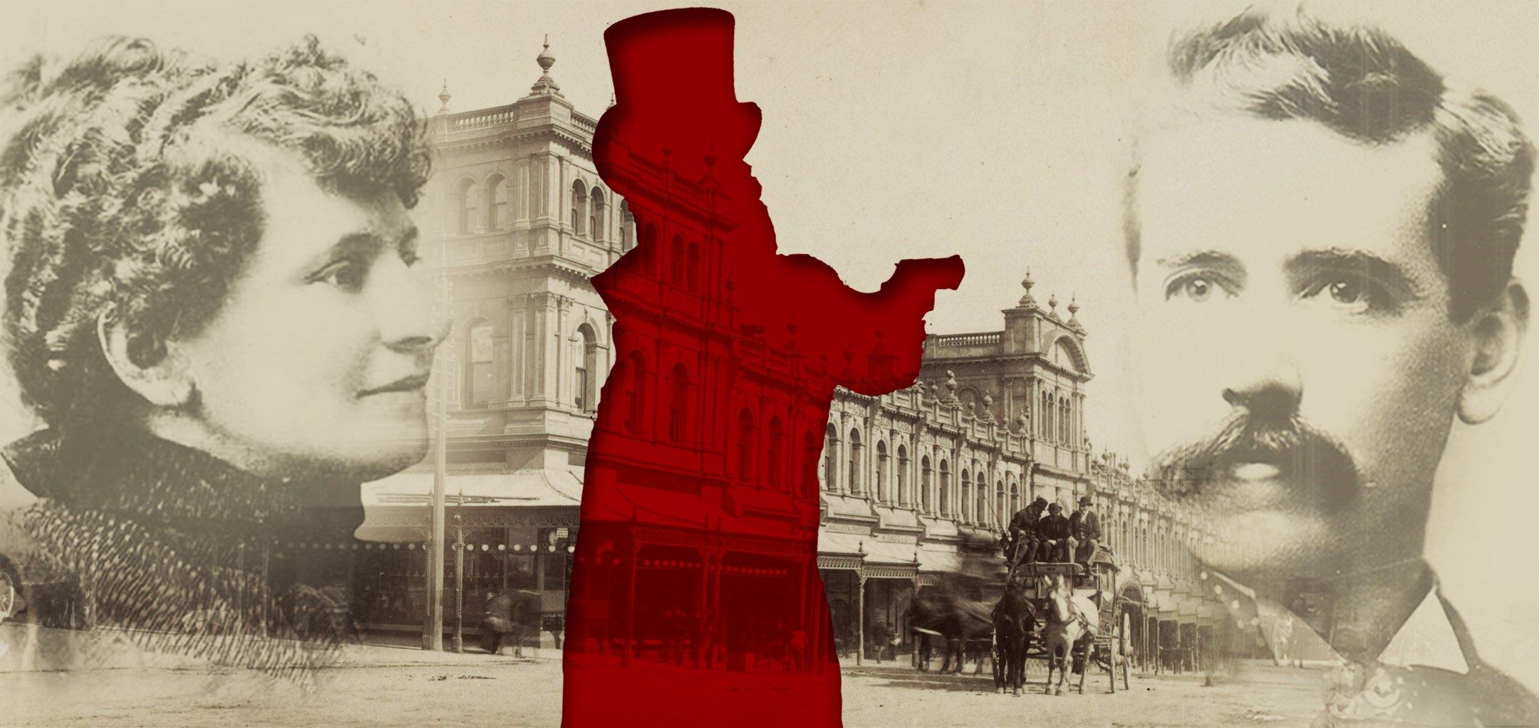 Eastern Market Murder promotional image
