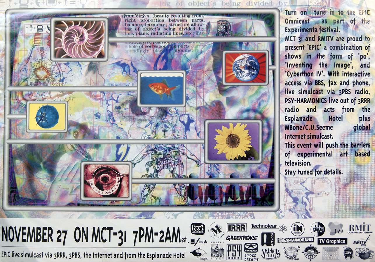 Cyberthon IV Poster
