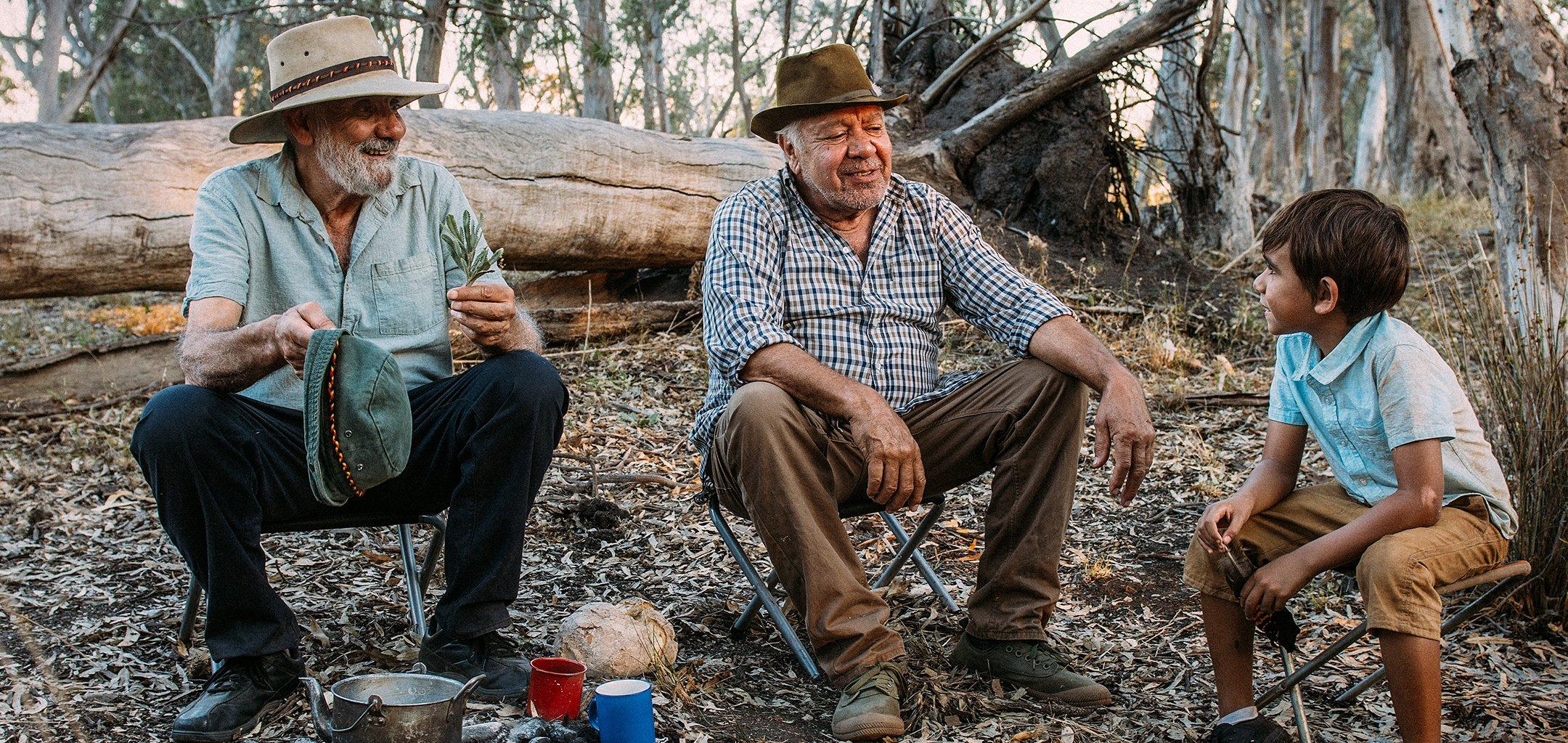 Elders (2019) Courtesy Typecast Entertainment - Image credit Moorina Bonini