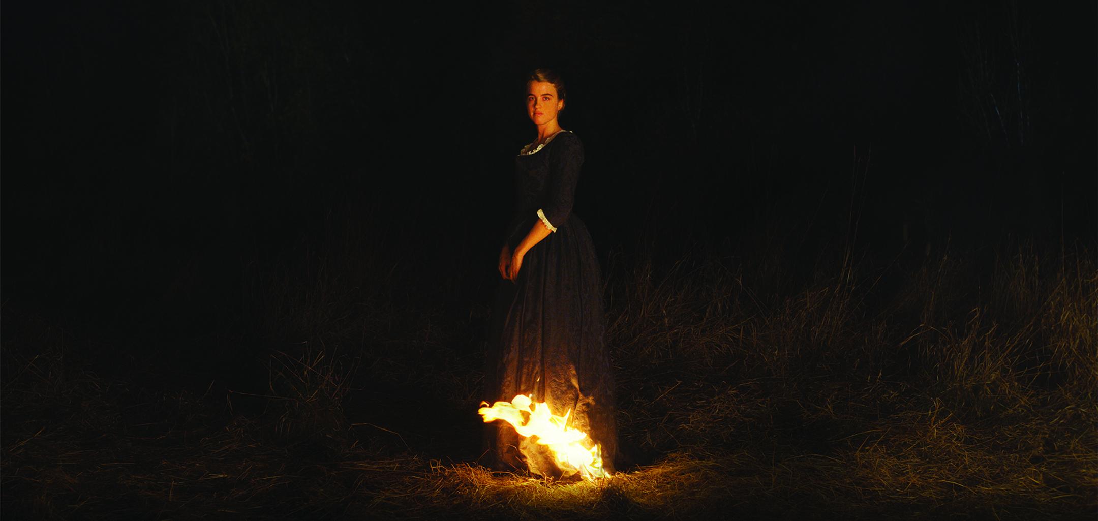 Portrait of a Lady on Fire - Heloise on fire