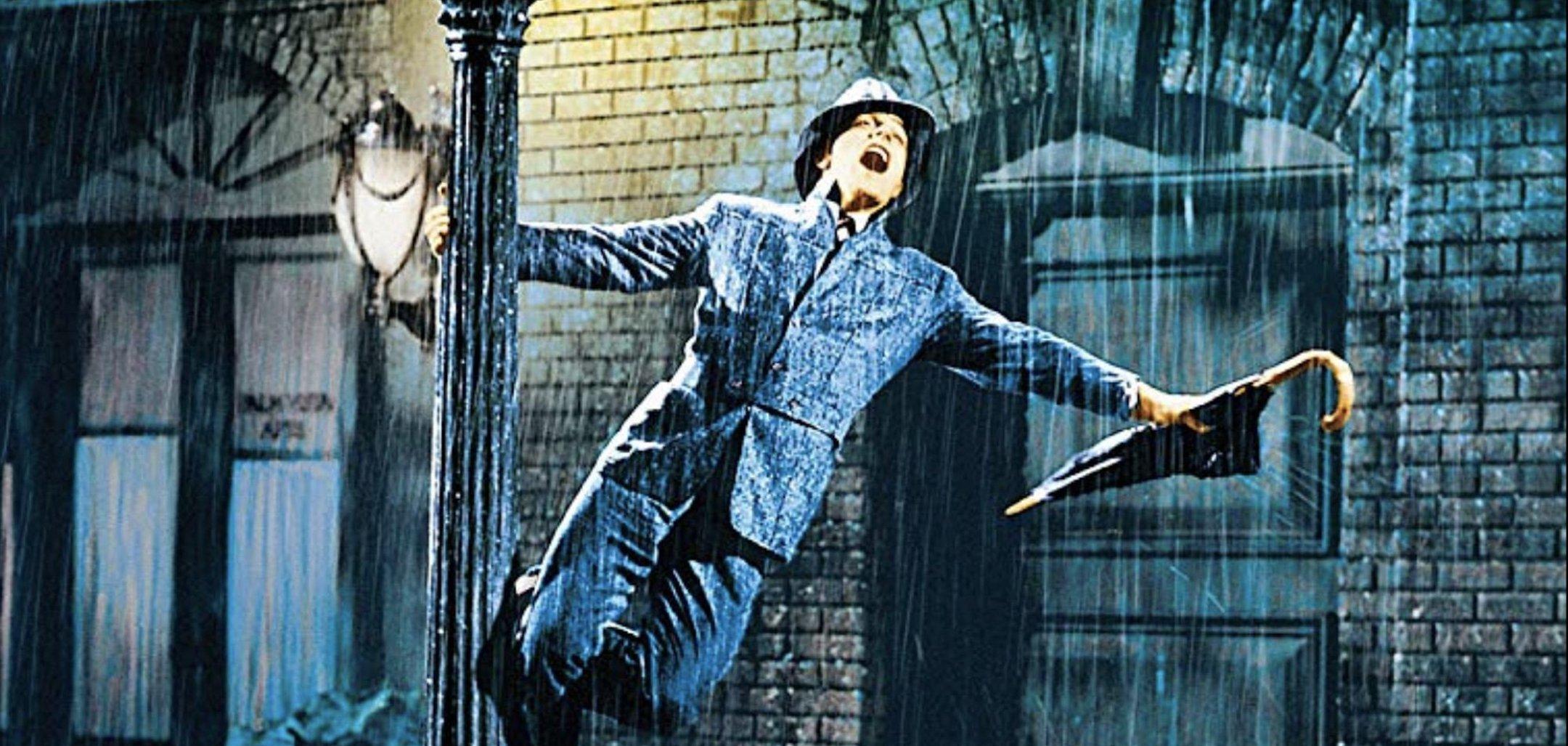 Singin' in the Rain - hero image
