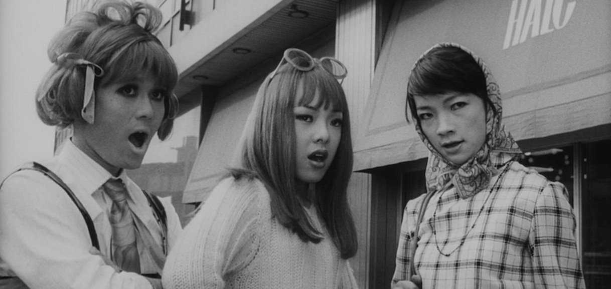 Funeral Parade of Roses cast - hero image