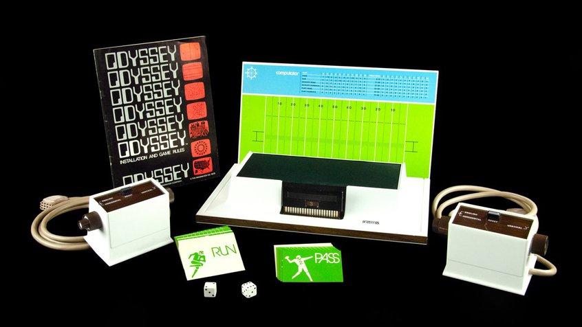 Magnavox Odyssey console