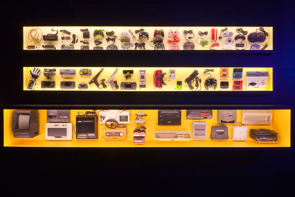 Game Masters- The Exhibition - hero image