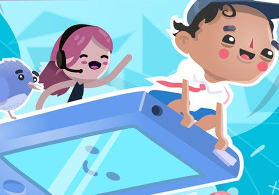 Games for Change Festival - illustration