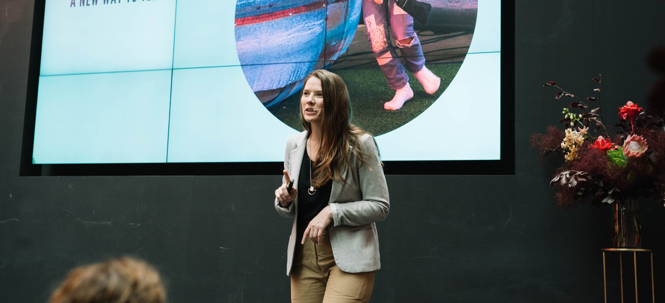 Gemma Pepper on starting out in creative tech