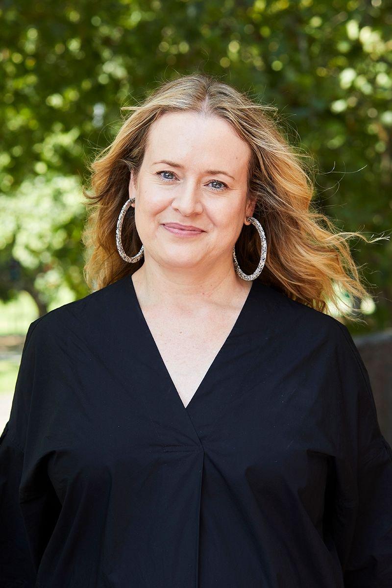 Georgina Russell, Director of Development - headshot