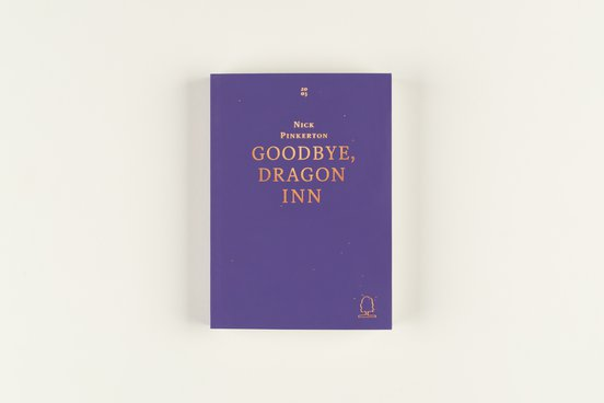 Goodbye Dragon Inn book cover