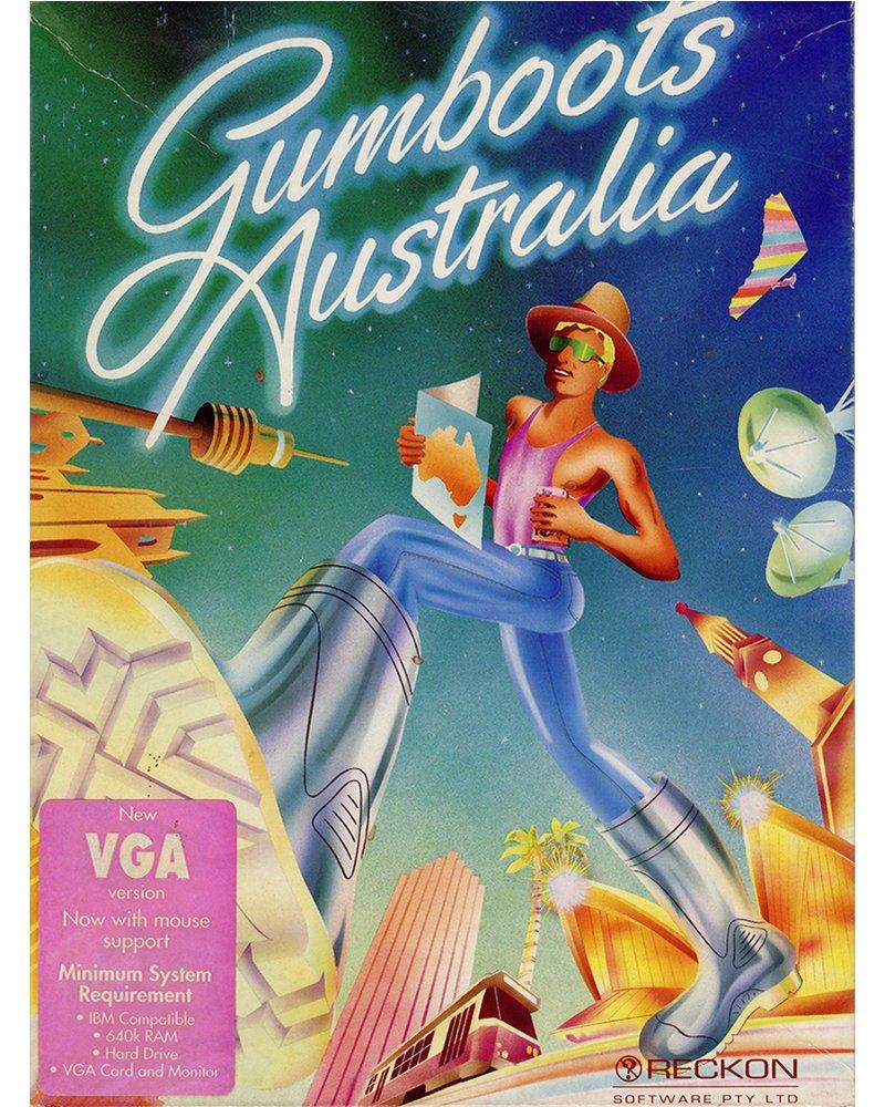 Gumboots Australia (1990)