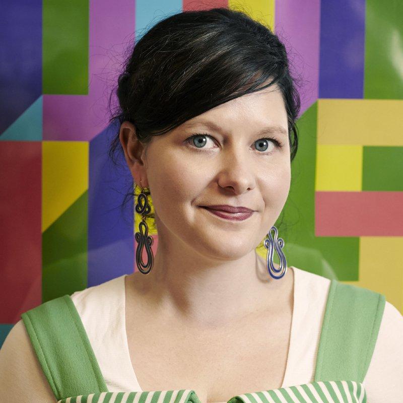 Headshot - Siobhan Reddy co-founder and studio director of Media Molecule