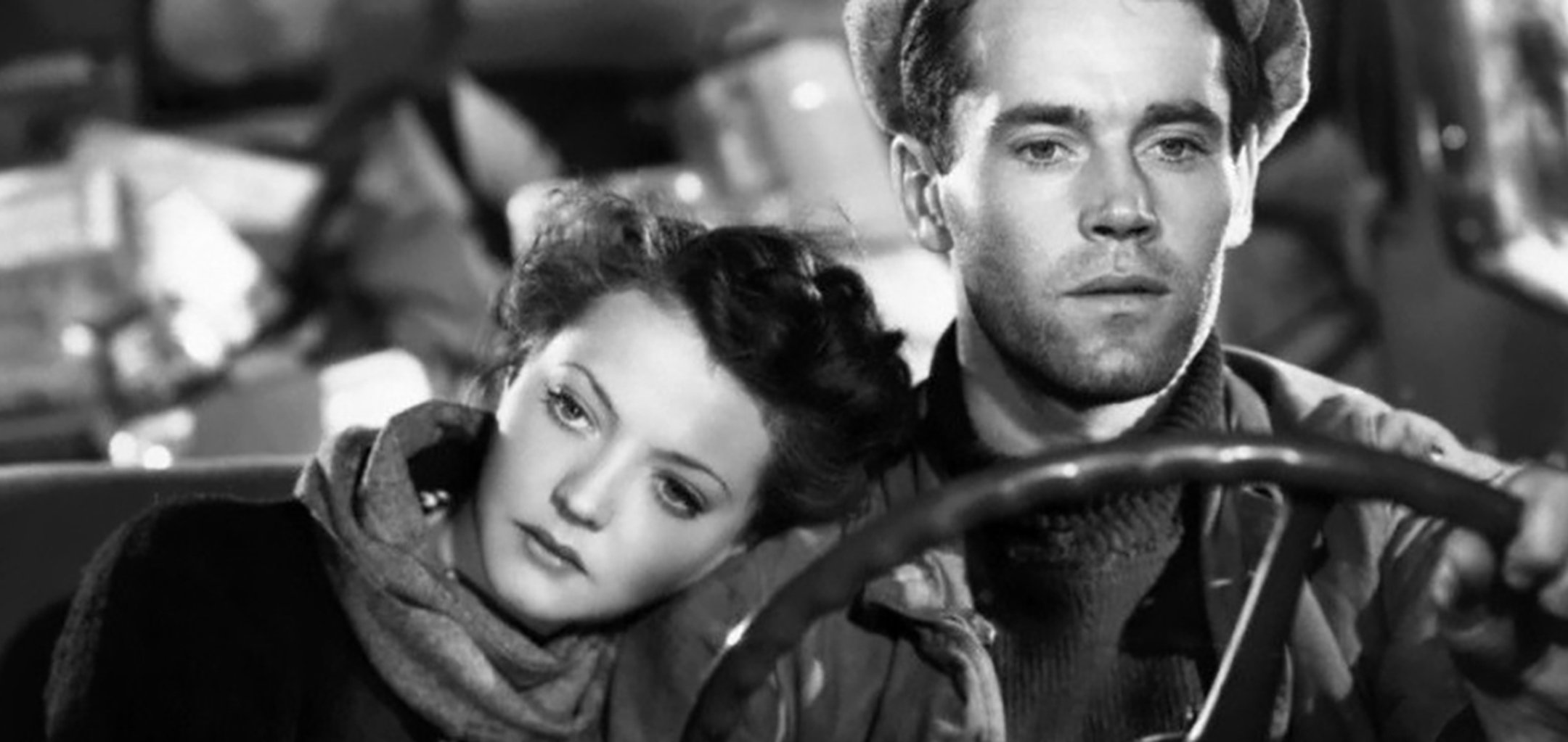 Henry Fonda and Sylvia Sidney in 'You Only Live Once' (1938)