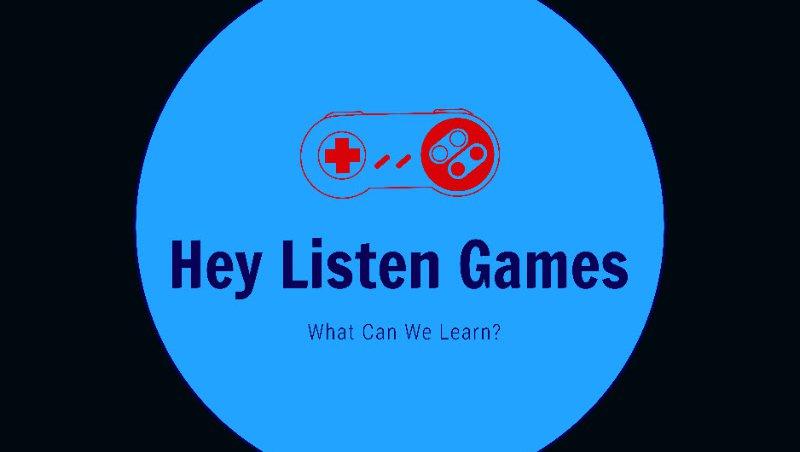 Hey Listen Games